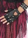 Gants Bracelet clouté punk