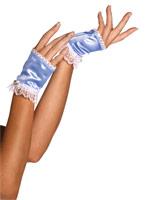 Glovette bleu Gants