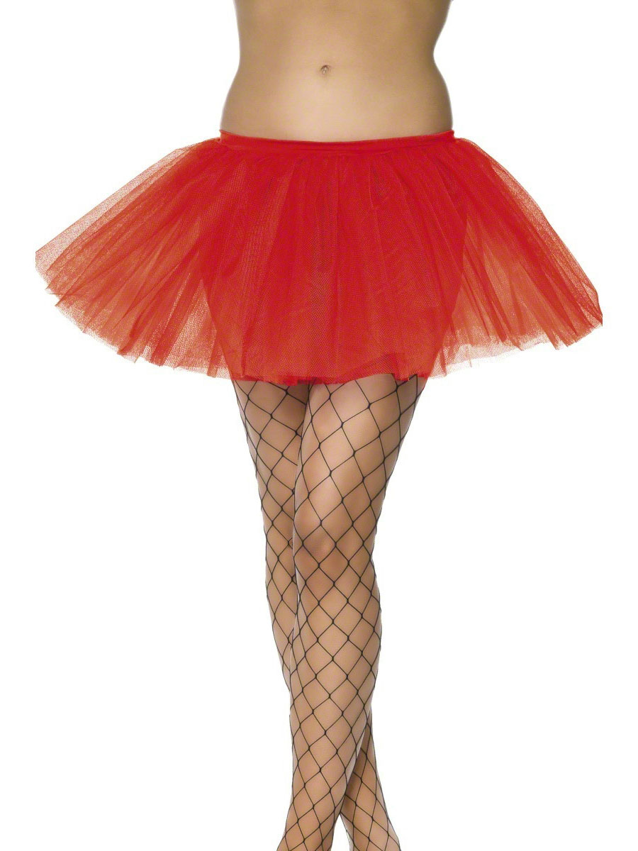Jupons & Tutus Tutu en couches jupon rouge