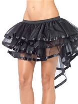 Tiered Skirt en mousseline de soie  Jupons & Tutus