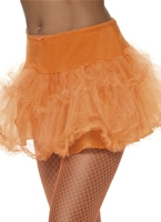 Jupon Tulle orange Jupons & Tutus
