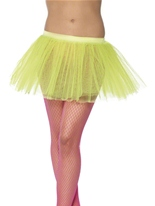 Tutu jupon Neon Yellow Jupons & Tutus