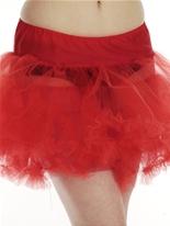 Rouge en couches jupe Tutu Jupons & Tutus
