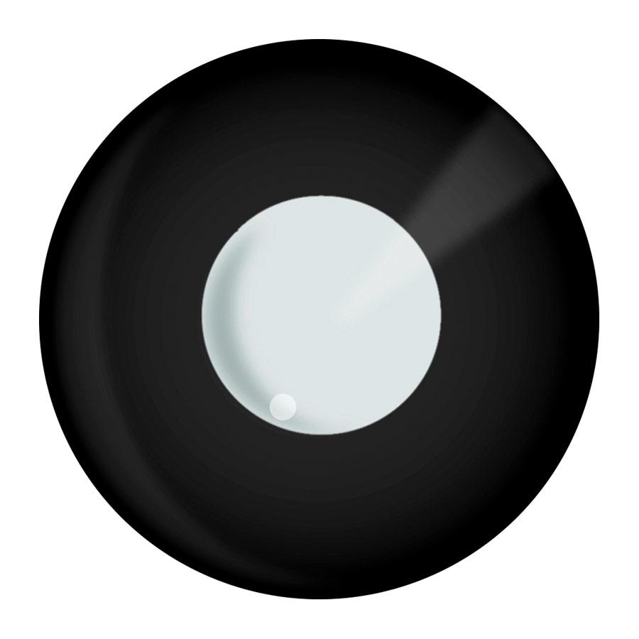 Lentilles de contact Bloc noir lentilles de Contact