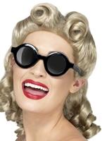 lunettes de soleil circulaire 40 ' s Style Lunette de soleil