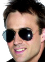 AVIATOR Specs Silver Lunette de soleil