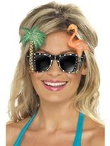 Flamingo et Palm Specs Lunette de soleil