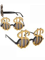 Parti des lunettes signe Dollar $ Lunette de soleil