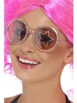 Fiche de Star Style 70 ' s Lunette de soleil