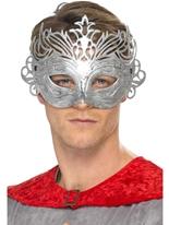 Colombine masque d'argent Loups