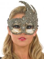 Masque d'or oeil décoratifs Loups