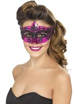 Eyemask vénitien Loups