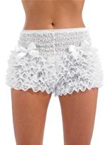 Pantalon blanc de l'agitation Sous-vêtements