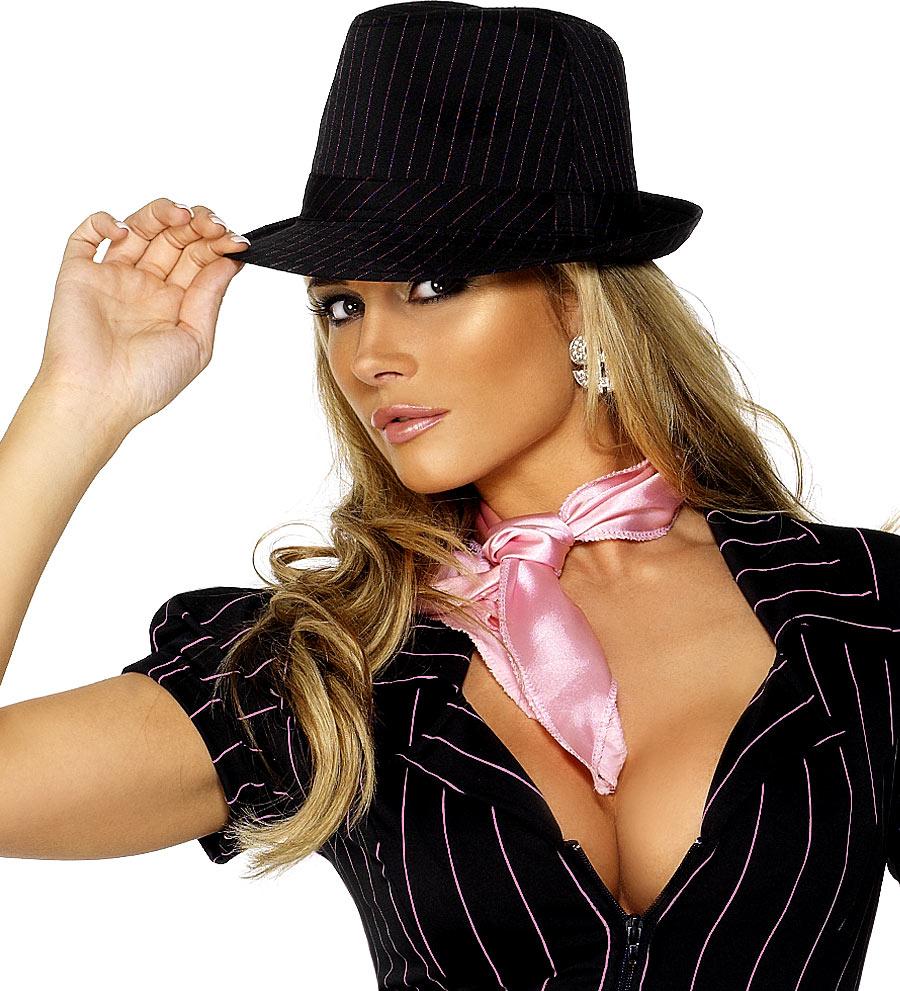 Borsalino Chapeau Fièvre Gangster Tribly Hat