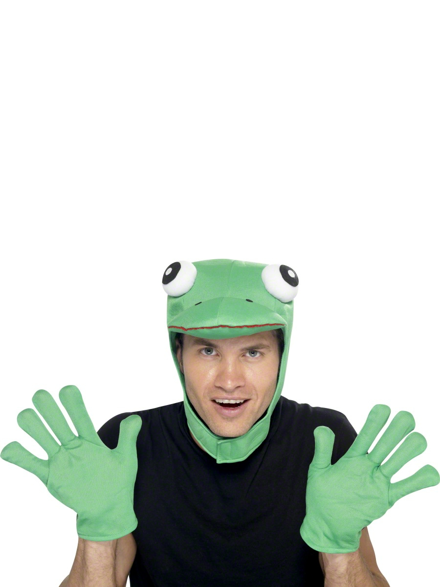 Chapeaux Animaux Kit Frog