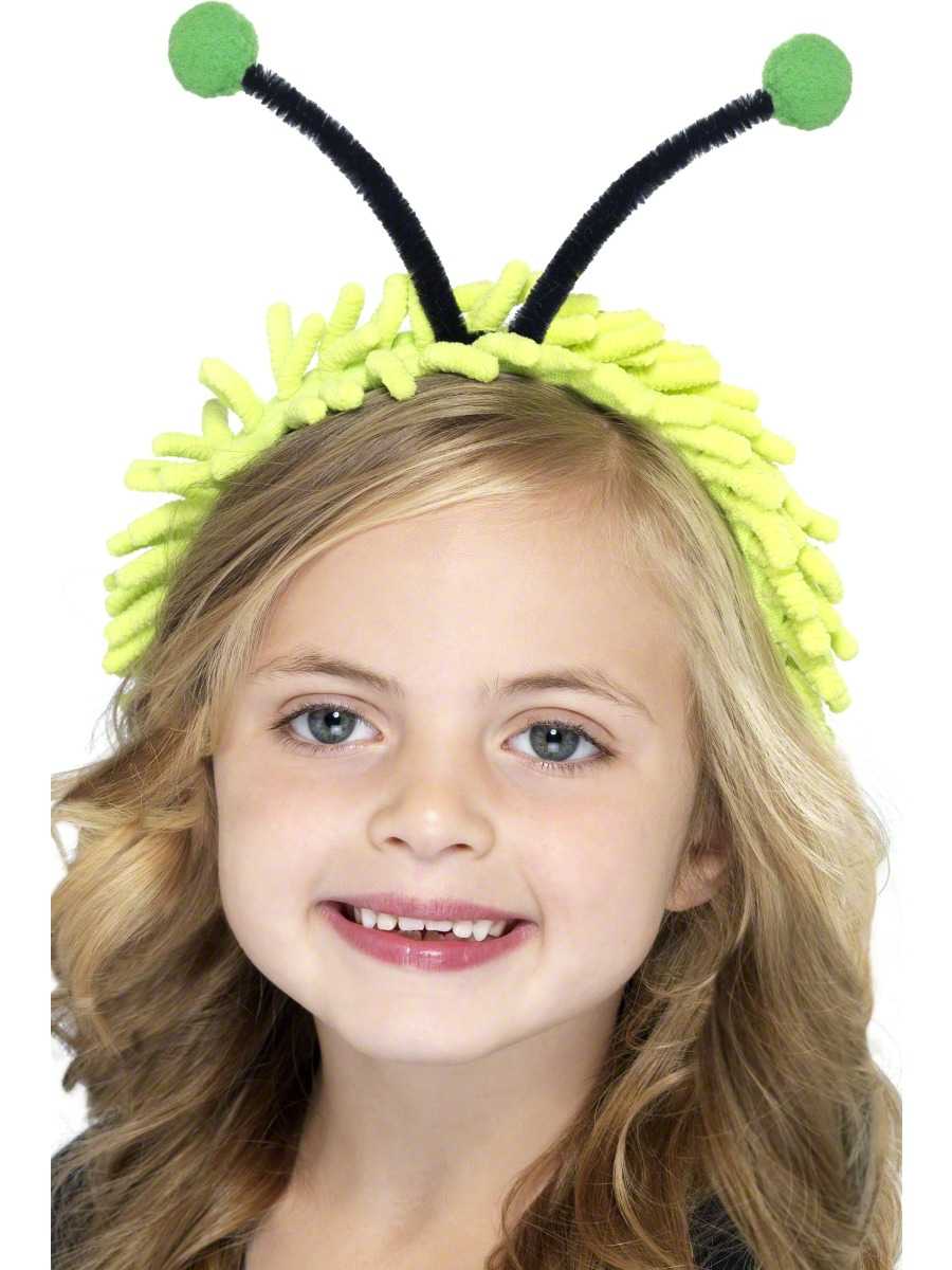 Chapeaux Animaux Serre-tête coccinelle pour enfants