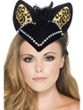 Chapeaux Animaux Kitty burlesque calotte