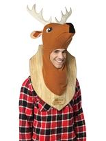 Trophée tête - Oh Deer ! Chapeaux Animaux