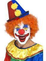 Chapeau haut de forme de clown Chapeaux de Clown