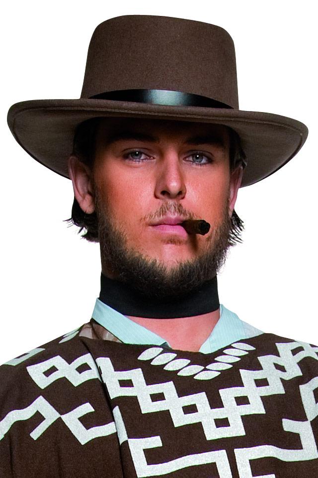Chapeaux de Cowboy Ouest errant Gunman Hat
