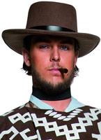 Ouest errant Gunman Hat Chapeaux de Cowboy