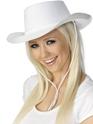 Chapeaux de Cowboy Chapeau de Cowboy blanc