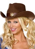 Chapeau de Cowboy de Far West Chapeaux de Cowboy