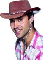Chapeau de Cowboy marron Chapeaux de Cowboy