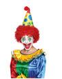 Chapeaux de Cowboy Clown chapeau mousse tissu