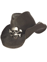 Rock Star Skull chapeau de Cowboy Chapeaux de Cowboy