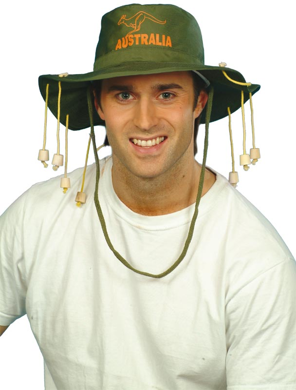 Chapeaux du monde Chapeau australien
