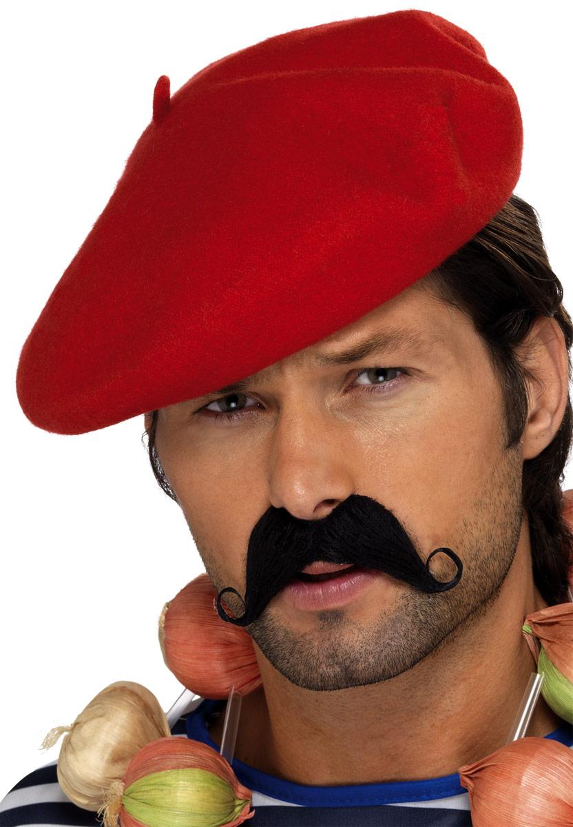 Chapeaux du monde Béret rouge