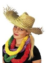 Paille de chapeau de paille hawaïen de Beachcomber Chapeaux du monde