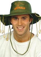 Chapeau australien Chapeaux du monde