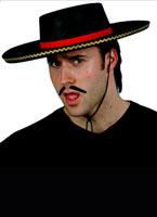 Chapeau de Style espagnol Chapeaux du monde