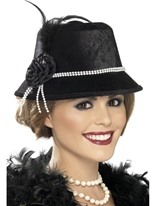 Mesdames chapeau des années 1920 Chapeaux Historiques