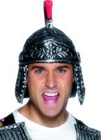Les soldats romains casque argent caoutchouc Chapeaux Historiques