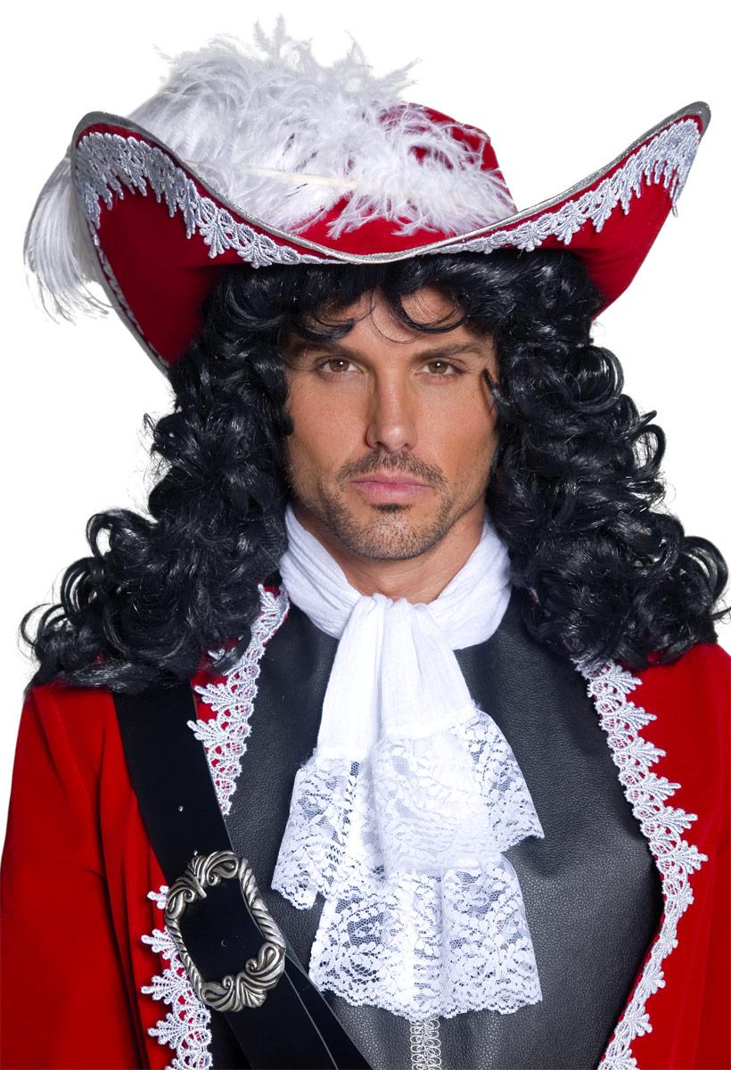 Chapeaux de Pirate Pirate chapeau rouge