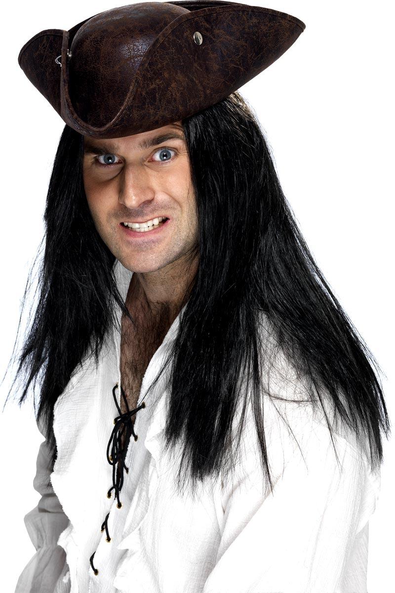 Chapeaux de Pirate Chapeau TRICORNE de pirate