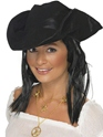 Chapeaux de Pirate Chapeau de pirates avec cheveux
