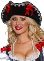 Chapeau de Pirate Wench Chapeaux de Pirate