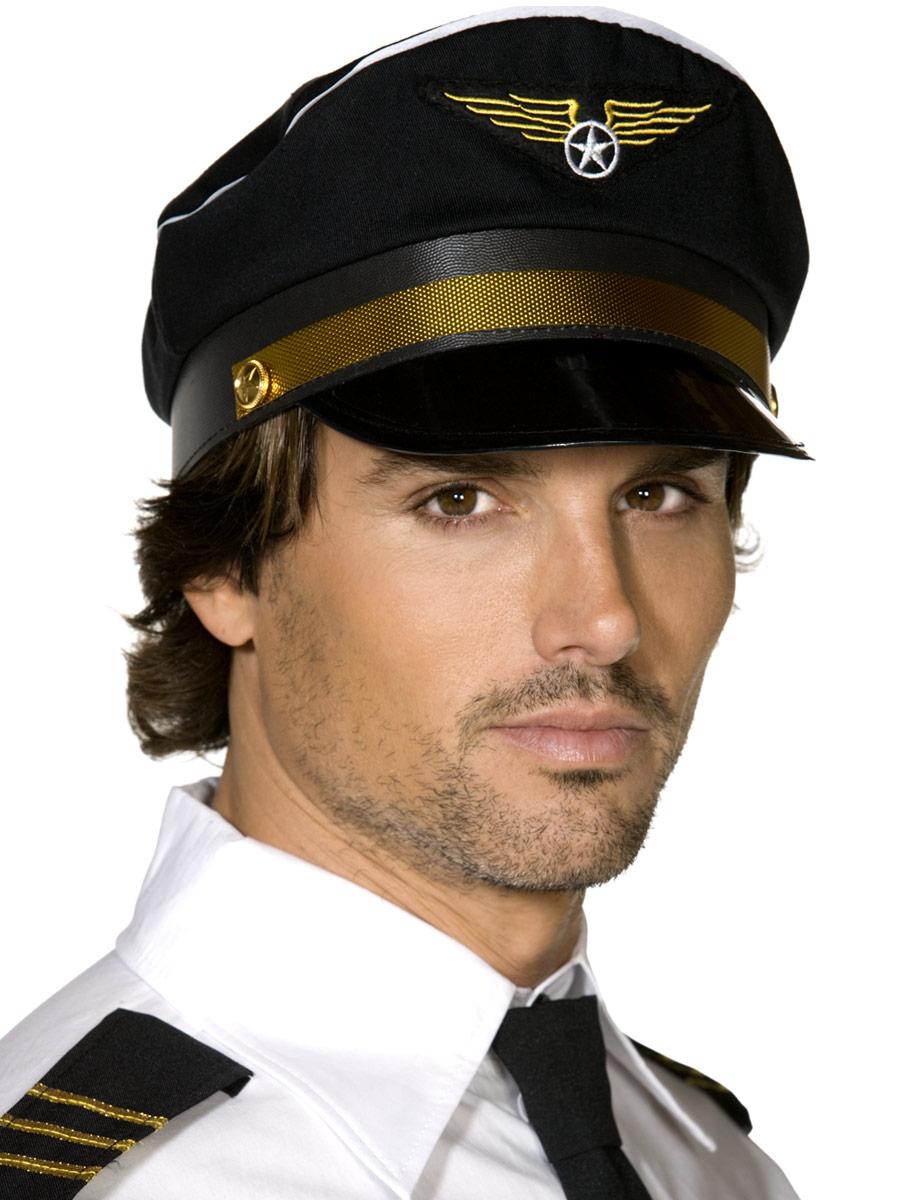 Chapeaux Uniforme Pilotes Cap
