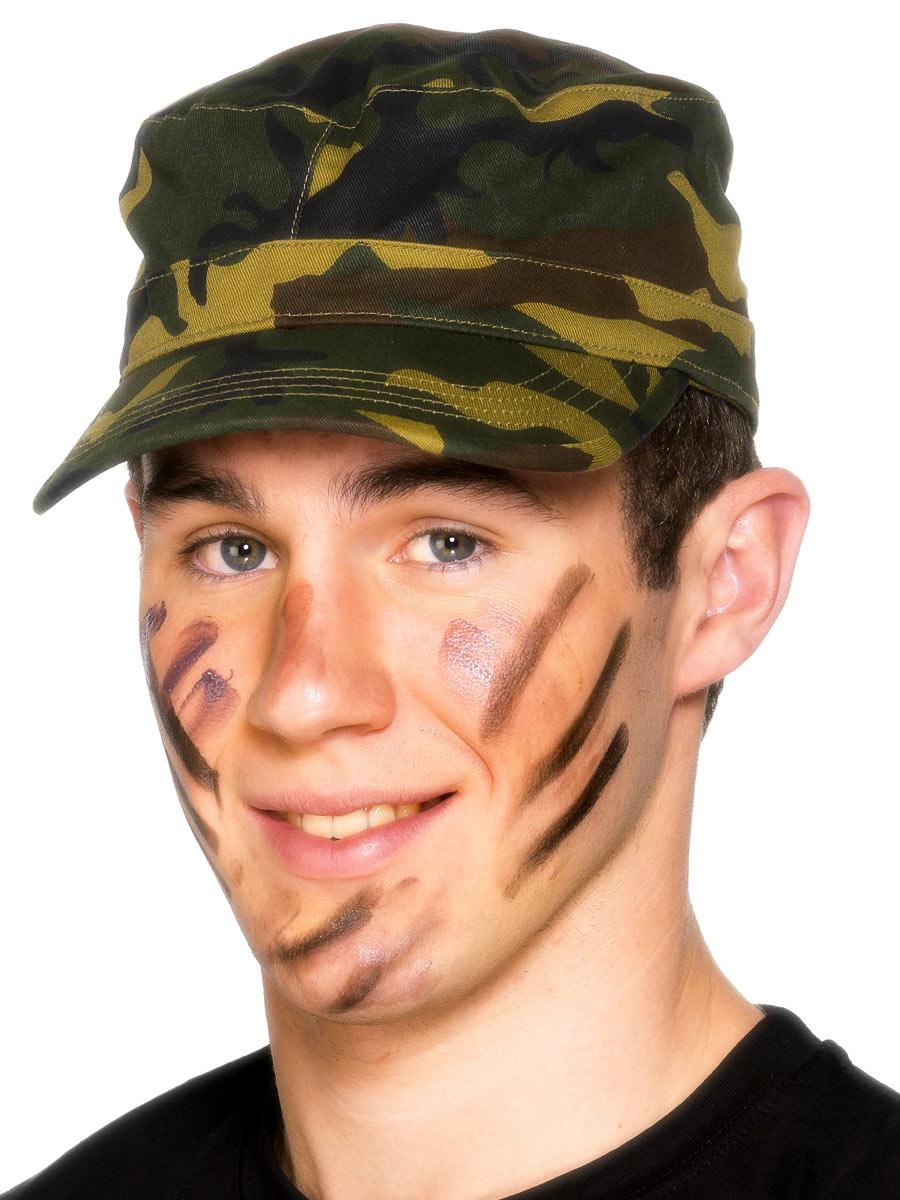 Chapeaux Uniforme Camouflage armée casquette Camouflage