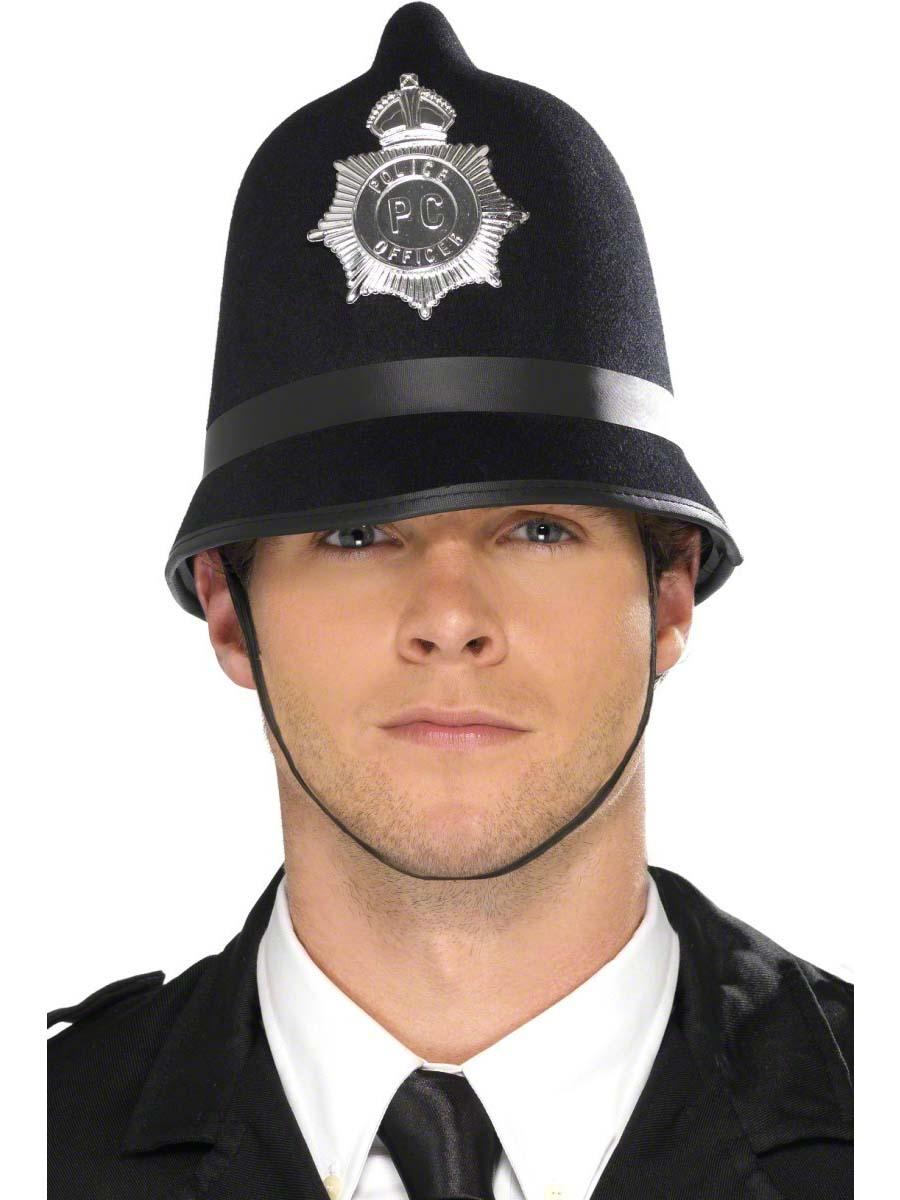Chapeaux Uniforme Casque de police