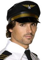 Pilotes Cap Chapeaux Uniforme