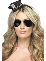 Cop mini chapeau Chapeaux Uniforme