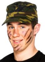 Camouflage armée casquette Camouflage Chapeaux Uniforme