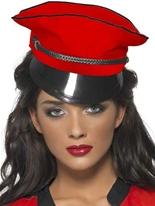 Chapeau militaire de Popstar Chapeaux Uniforme