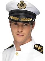 Capitaines de marine Hat Chapeaux Uniforme