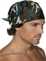 Armée Bandana Camouflage Chapeaux Uniforme